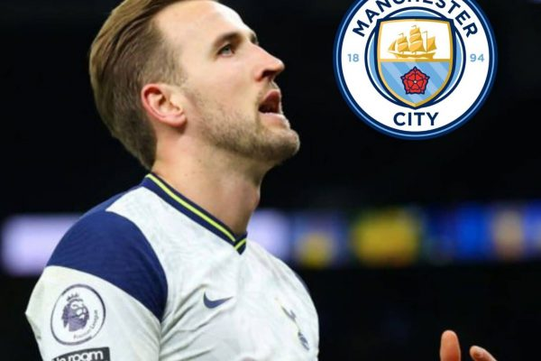 I still hope! Harry Kane hopes Man City reach an agreement with Spurs