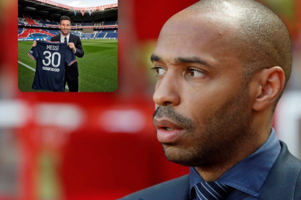 """Adding is not on point! """"Henry"""" believes """"Messi"""" is not yet the answer to PSG."""