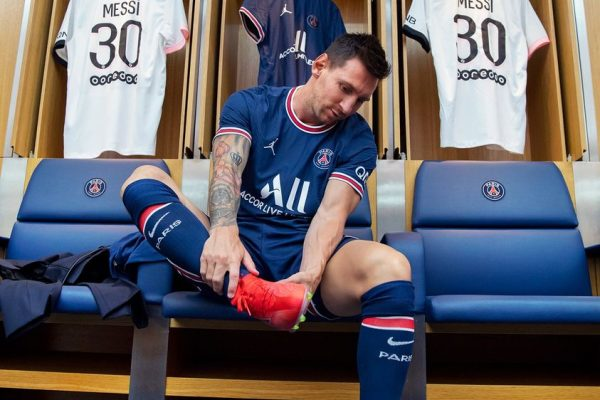 Fans wait! Messi is expected to be available for action on August 29 against Reims.