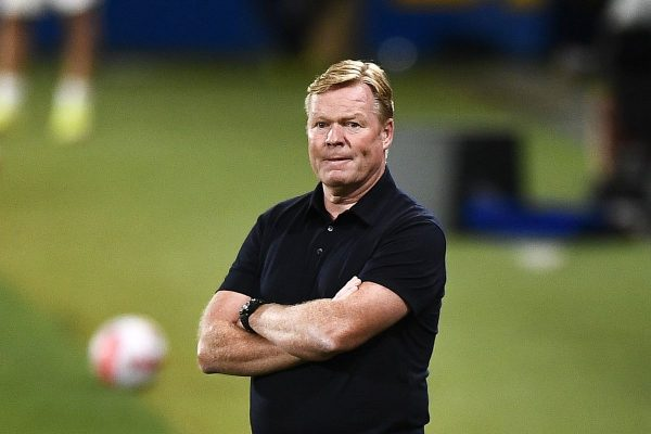 Koeman revealed that the team played more as a team than before.